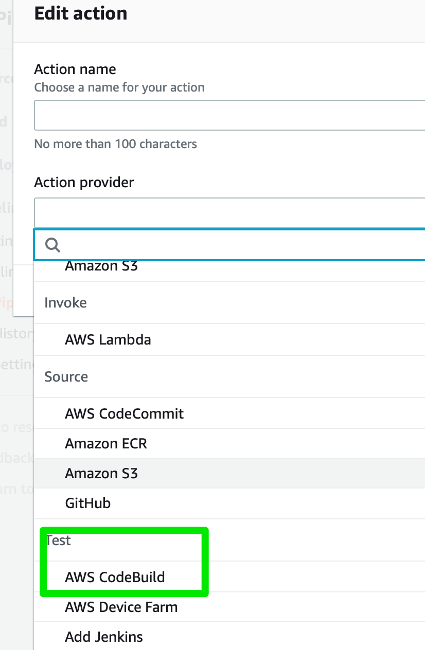 AWS CodePipeline For Containerized Deployments…   CapTech Consulting